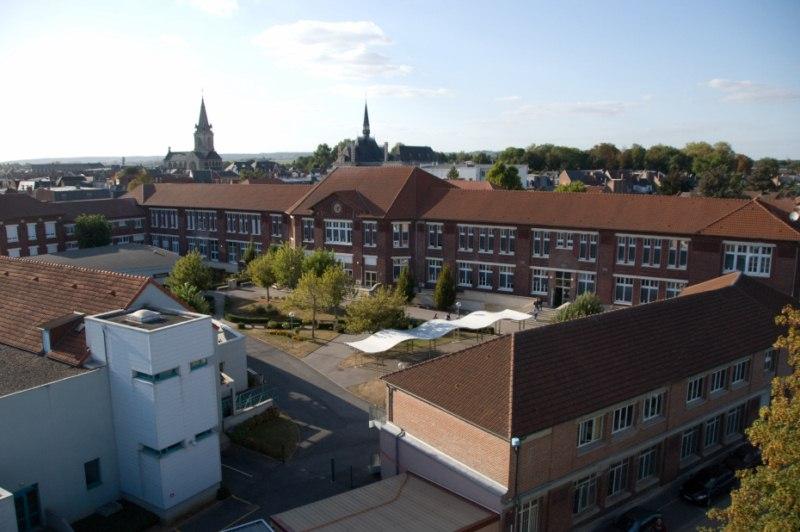 Internat et possibilités d'hébergement sur place
