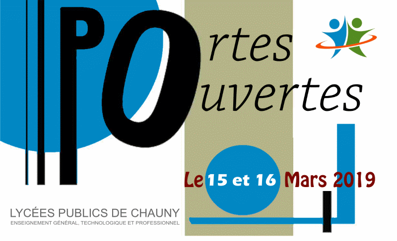 Portes Ouvertes Lycées Publics De Chauny Académie Amiens